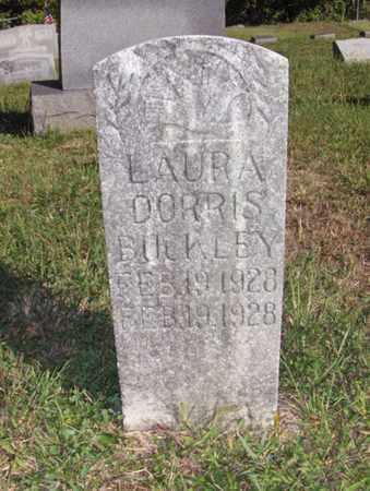 BUCKLEY, LAURA DORRIS - Wood County, West Virginia | LAURA DORRIS BUCKLEY - West Virginia Gravestone Photos