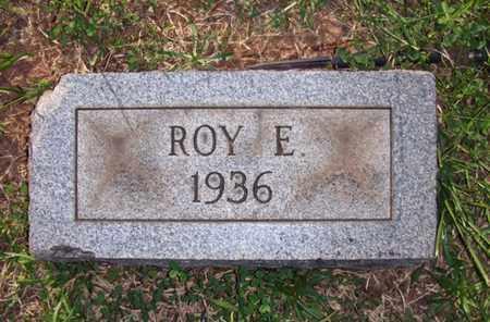 BUCKLEY, ROY EDWARD - Wood County, West Virginia   ROY EDWARD BUCKLEY - West Virginia Gravestone Photos