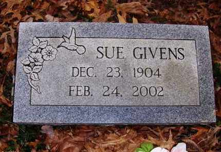 GIVENS, SUE - Wood County, West Virginia | SUE GIVENS - West Virginia Gravestone Photos