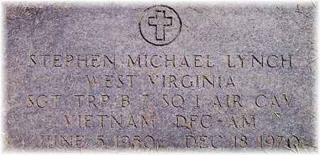 LYNCH (VETERAN VIET), STEPHEN MICHAEL - Wood County, West Virginia | STEPHEN MICHAEL LYNCH (VETERAN VIET) - West Virginia Gravestone Photos