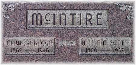 MCINTIRE, WILLIAM SCOTT - Wood County, West Virginia   WILLIAM SCOTT MCINTIRE - West Virginia Gravestone Photos