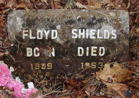 SHIELDS, FLOYD - Wood County, West Virginia   FLOYD SHIELDS - West Virginia Gravestone Photos