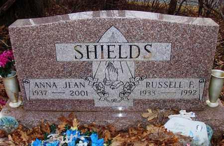 LEMON SHIELDS, ANNA JEAN - Wood County, West Virginia   ANNA JEAN LEMON SHIELDS - West Virginia Gravestone Photos