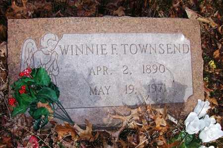 "FOGGIN TOWNSEND, WINIFRED ""WINNIE"" - Wood County, West Virginia | WINIFRED ""WINNIE"" FOGGIN TOWNSEND - West Virginia Gravestone Photos"