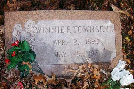 "FOGGIN TOWNSEND, WINIFRED ""WINNIE"" - Wood County, West Virginia 